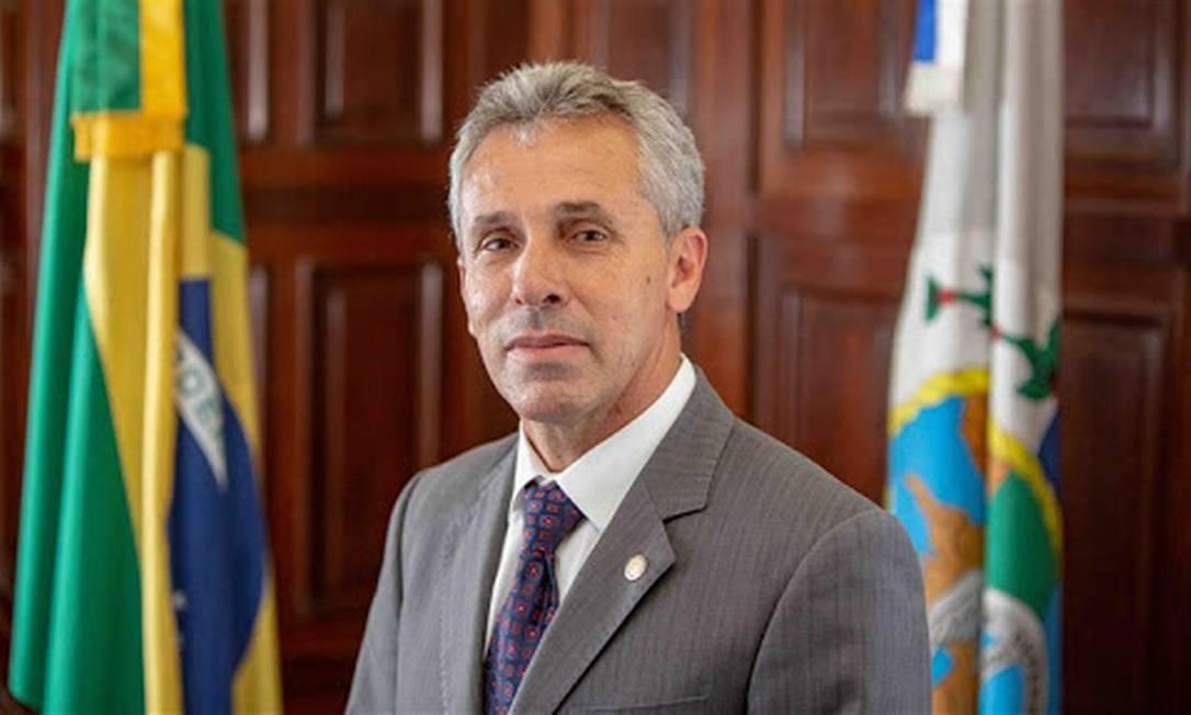Deputado Gil Vianna tinha 54 anos e morreu nesta terça-feira, vítima da Covid-19 Foto: Divulgação