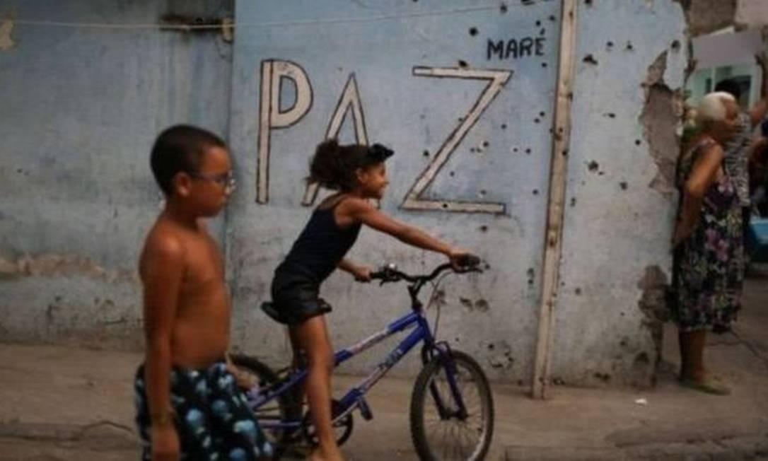 Além de João Pedro, no último ano Ágatha Félix, de 8 anos, Kauê Ribeiro dos Santos, de 12, e Kauan Rosário, de 11 anos, foram mortos num contexto de operação policial Foto: REUTERS