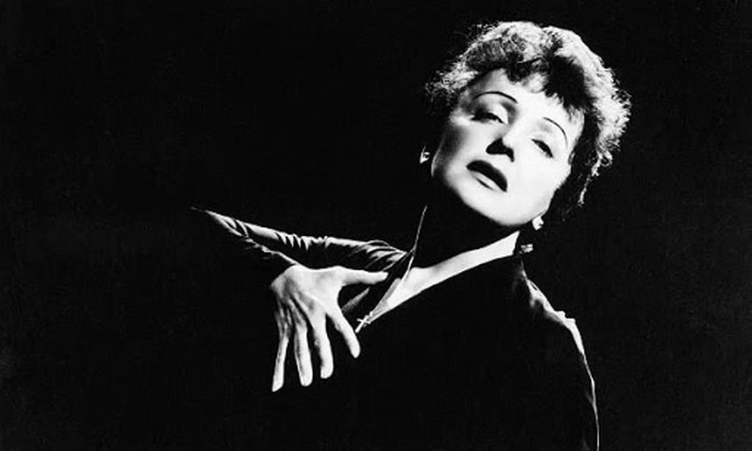 Editih Piaf ganhará espetáculo musical Foto: Reprodução