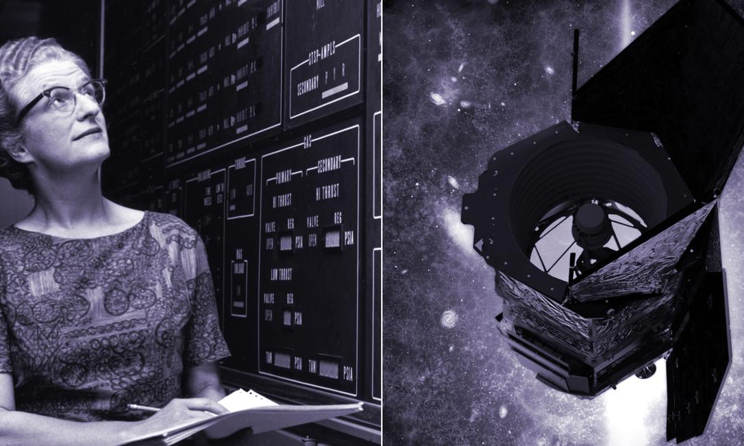 Pioneira, Nancy Grace Roman é conhecida círculos astronômicos por ter liderado o projeto do telescópio Hubble Foto: NYT