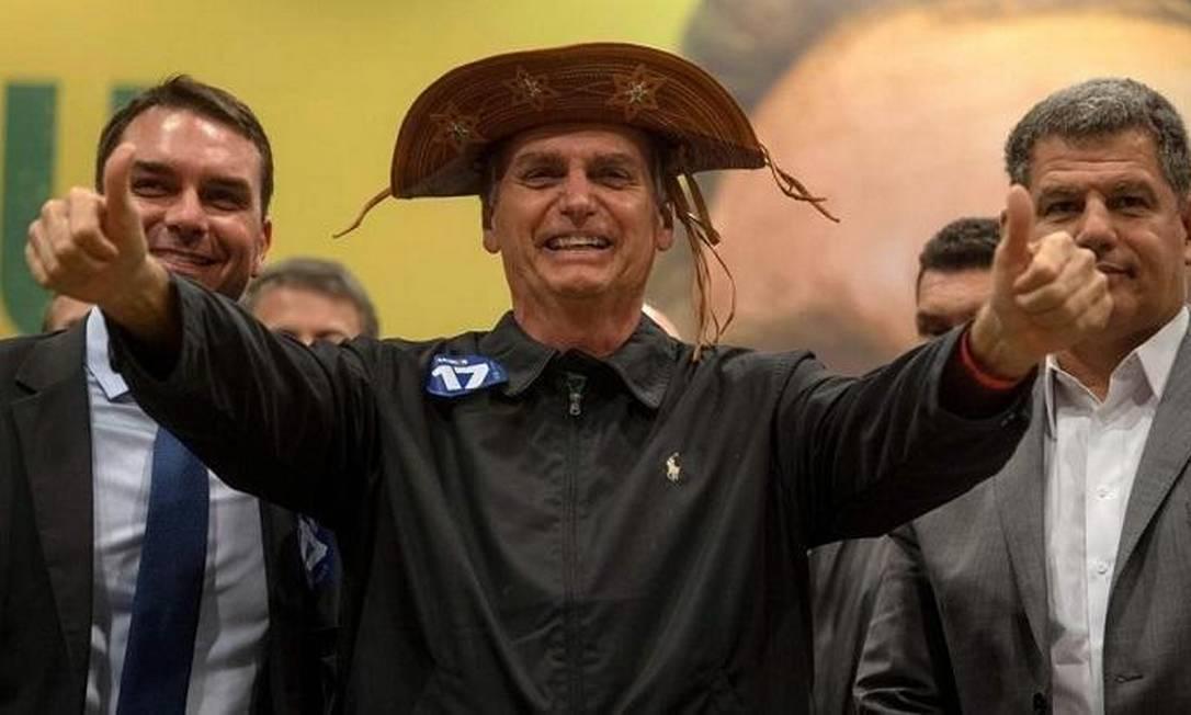 Presidente Jair Bolsonaro Foto: Agência Brasil