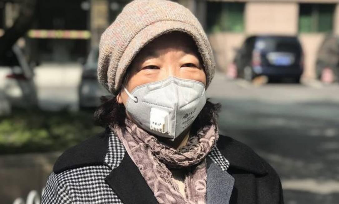 Escritora Fang Fang escreveu em seu diário desde os desafios que enfrentaram nos primeiros dias até o impacto mental da quarentena Foto: Getty Images
