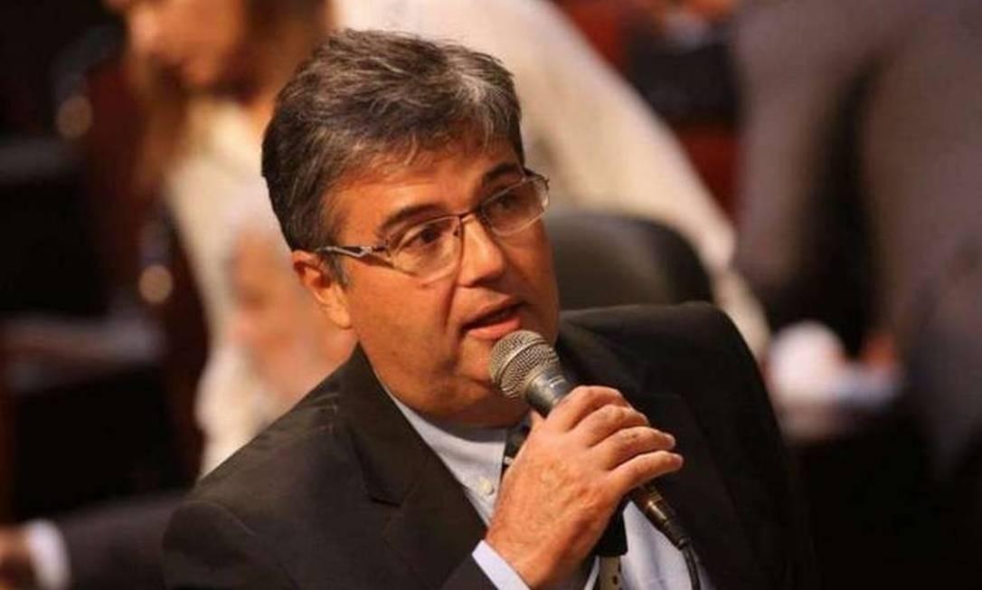 O deputado estadual André Corrêa (DEM) Foto: Divulgação/ Alerj