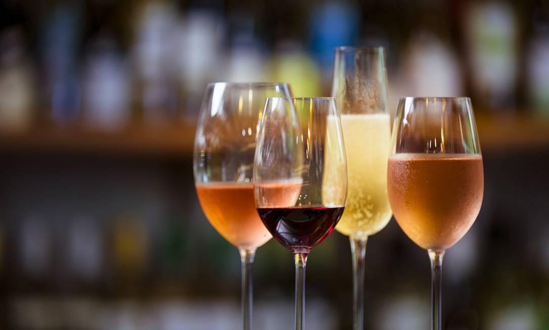 A alta do dólar e o fechamento das fronteiras são um fator decisivo para a valorização do vinho brasileiro Foto: Leo Martins / Agencia O Globo