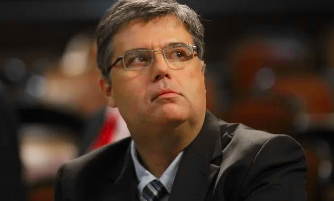 André Corrêa: eleito deputado estadual em 2018, político tenta assumir o cargo, mais de 1 ano depois Foto: Divulgação / Alerj