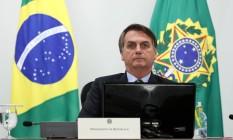 O presidente Jair Bolsonaro 25/05/2020 Foto: Divulgação