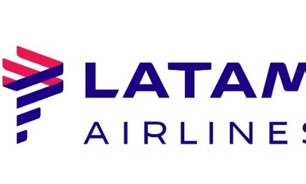 Em 2015, é lançada, oficialmente, a nova marca Latam, com novas cores e um novo logo Foto: Reprodução