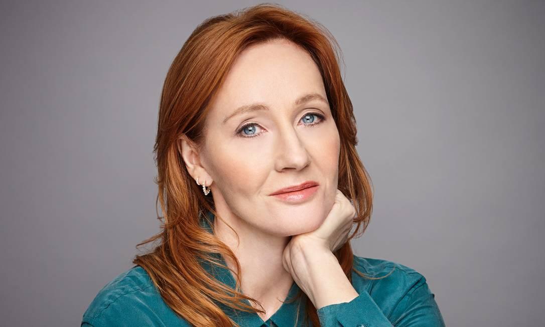 A escritora britânica JK Rowling Foto: Debra Hurford Brown / Divulgação