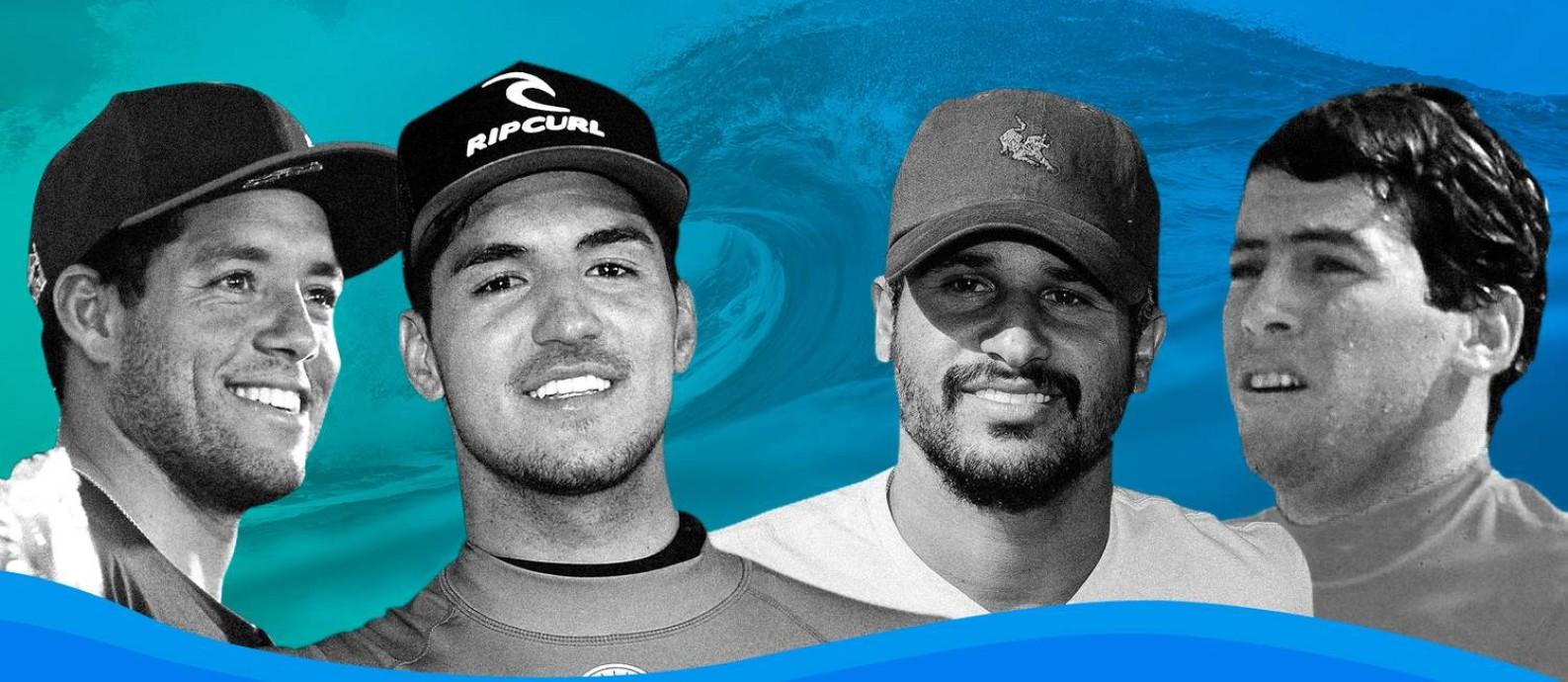 Gabriel Medina foi eleito o maior surfista da história do Brasil Foto: O Globo