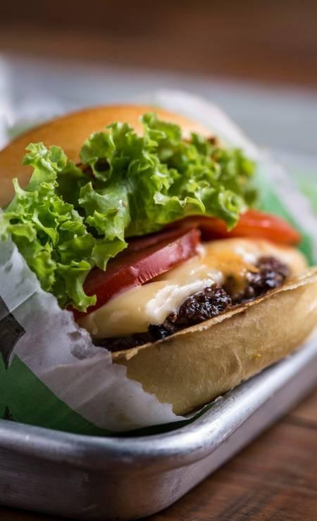 Cabana Burger se uniu à sorveteria americana Ben & Jerry's para uma promoção especial Foto: Divulgação