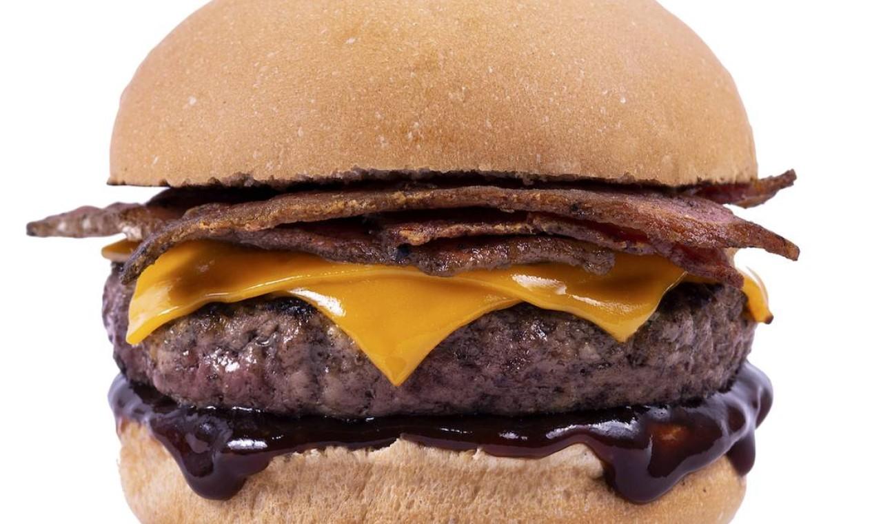 Orange Burger Bacon BBQ Foto: Divulgação/Marcia Moreno