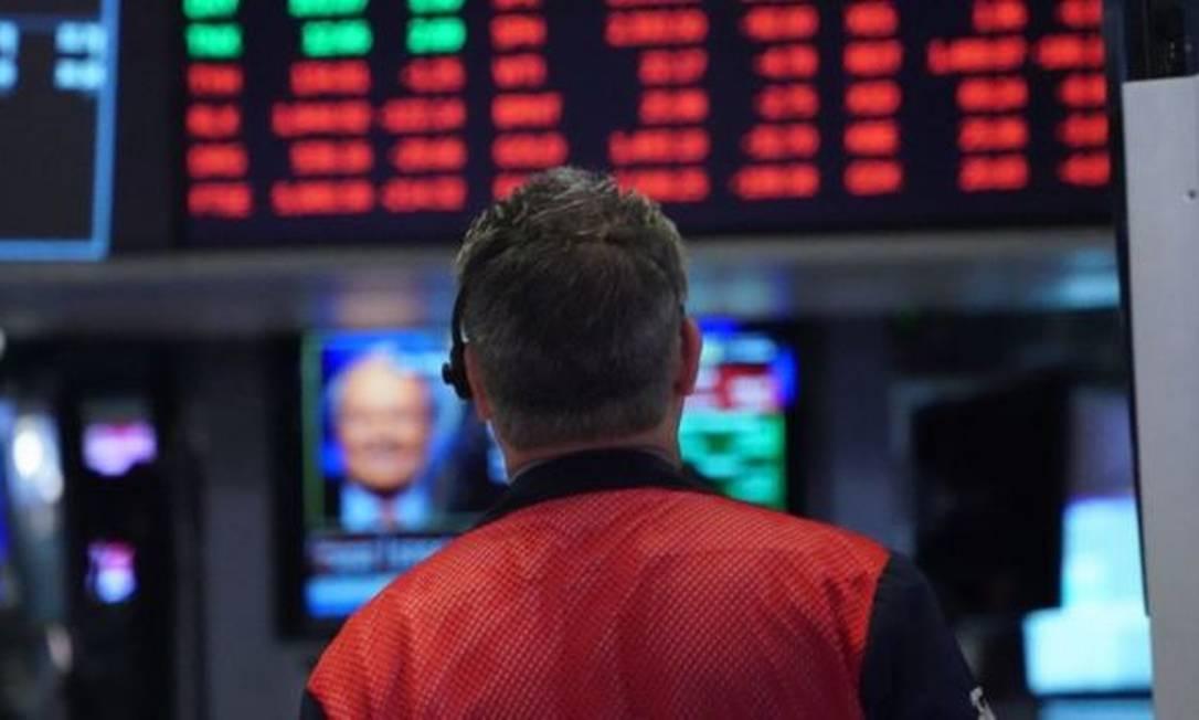 Ibovespa subiu 8,5% em maio Foto: Getty Images