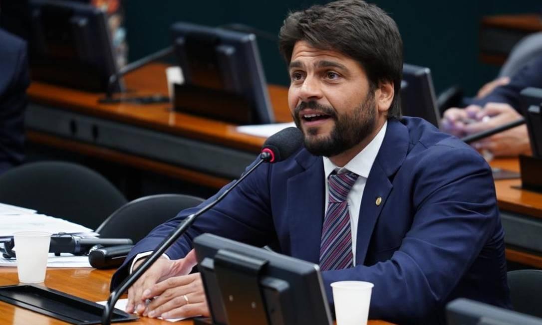 Deputado federal Pedro Paulo (DEM-RJ) é relator do clube-empresa Foto: Pablo Valadares / Pablo Valadares / Câmara dos Deputados/27-09-2019
