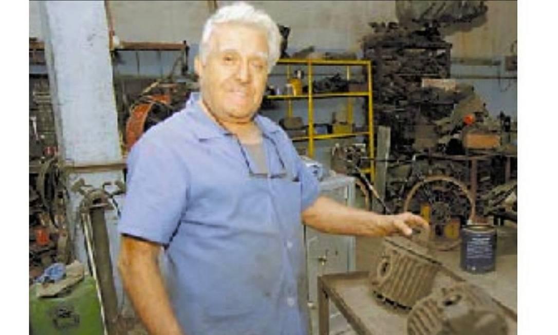 Nicola Di Luccio, tradicional mecânico do Rio (1926-2020)