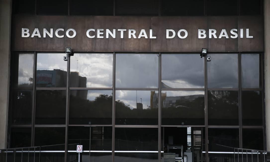 BC destaca a desaceleração significativa do crescimento global Foto: Marcello Casal Jr / Agência Brasil