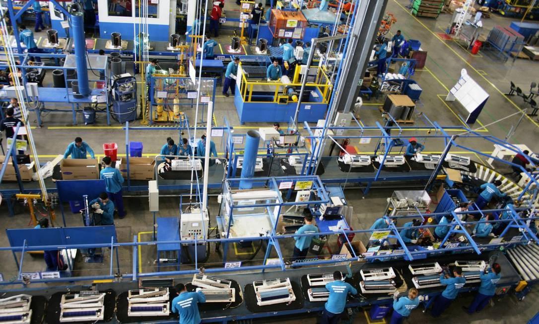 Na Zona Franca de Manaus, fábricas deram férias coletivas ou suspenderam contratos de trabalho a pelo menos 30% da mão de obra. Foto: Arquivo