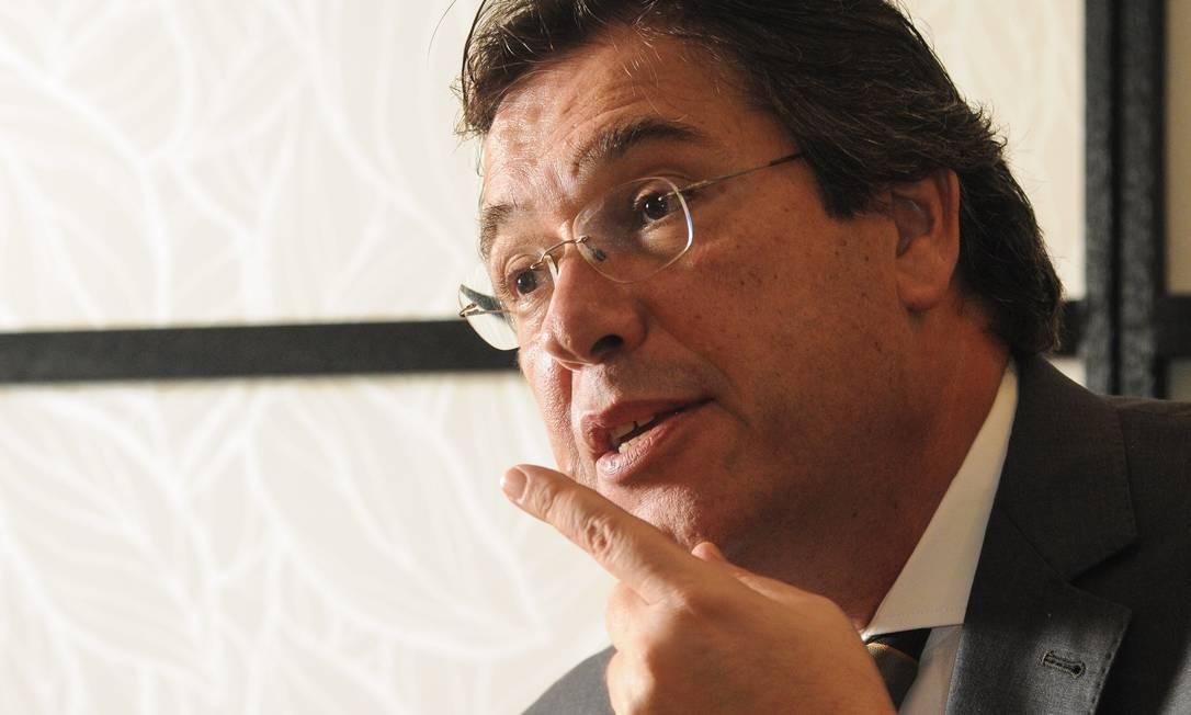 Wilson Ferreira Junior, presidente da Eletrobras, diz que privatizações vão ajudar na recuperação da crise provocada pelo novo coronavírusValor Foto: Ana Paula Paiva/Valor/04-05-2017