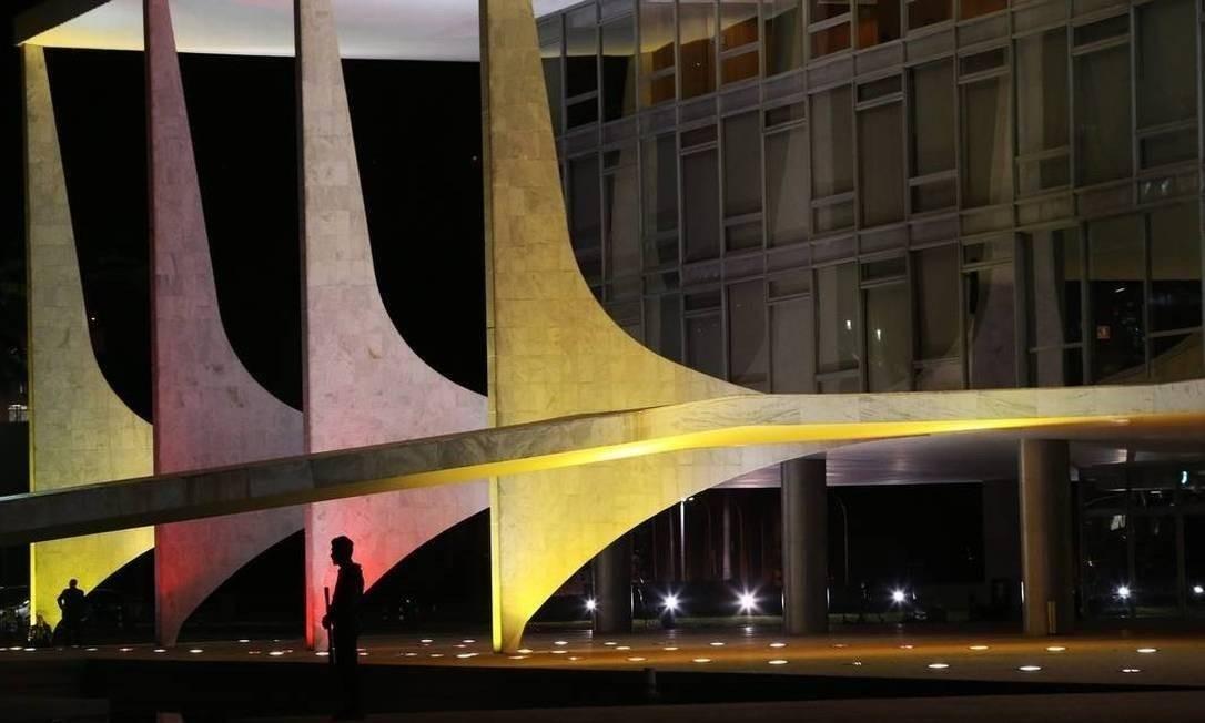 Palácio do Planalto Foto: Ailton de Freitas/Agência O Globo