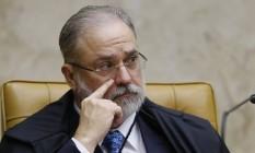 O procurador-geral da República, Augusto Aras. Foto: Jorge William / Agência O Globo