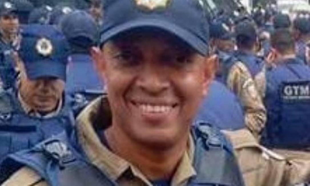 Ronaldo Paulino estava na Guarda Municipal há quase 20 anos Foto: Reprodução / Facebook