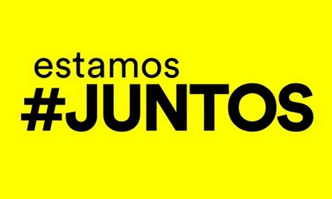 Movimento Estamos Juntos já reúne mais de 6 mil assinaturas Foto: Reprodução