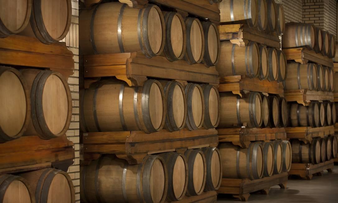 Produtora de vinho nacional Casa Valduga Foto: Divulgação