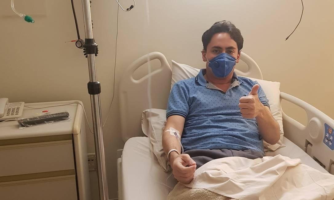 Médico de Parintins relata reinfecção pelo coronavírus