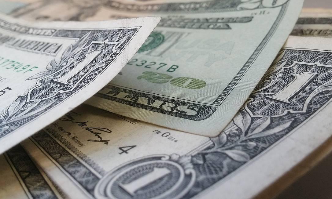 Dólar sobe frente o real nesta terça Foto: Pixabay