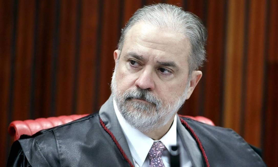 O PGR, Augusto Aras Foto: Roberto Jayme/TSE