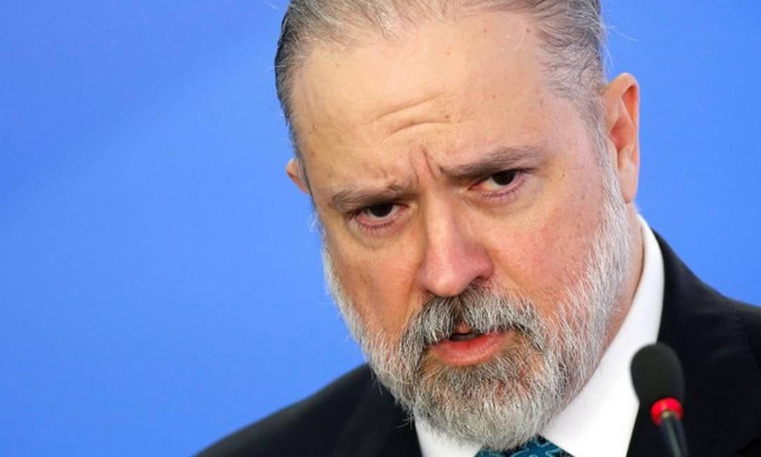 Augusto Aras Foto: Adriano Machado   Reuters