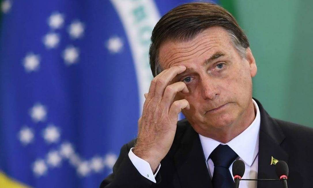 Jair Bolsonaro Foto: Evaritos Sa/AFP