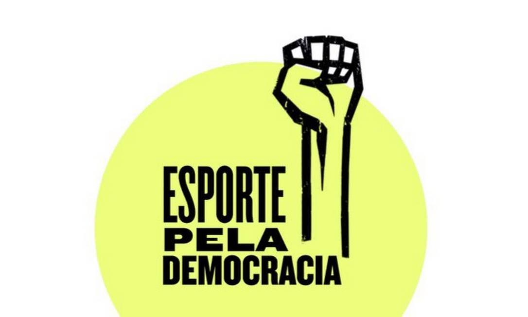 Casagrande e Ana Moser convocam atletas para movimento 'Esporte pela Democracia'