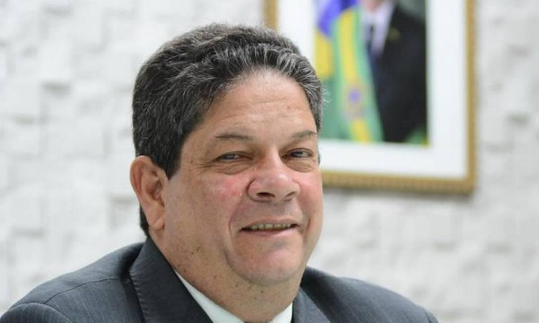 O presidente do Banco do Nordeste,Alexandre Borges Cabral Foto: Reprodução/ Twitter