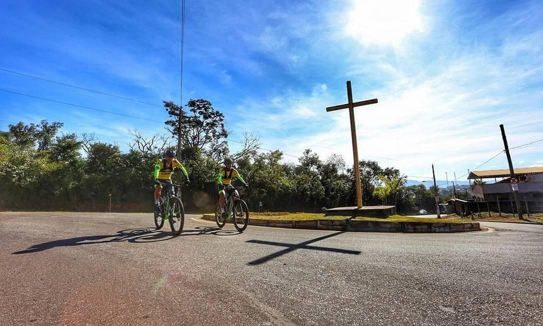 Tour do Fred, de Minas ao Rio Foto: Reprodução / Instagram