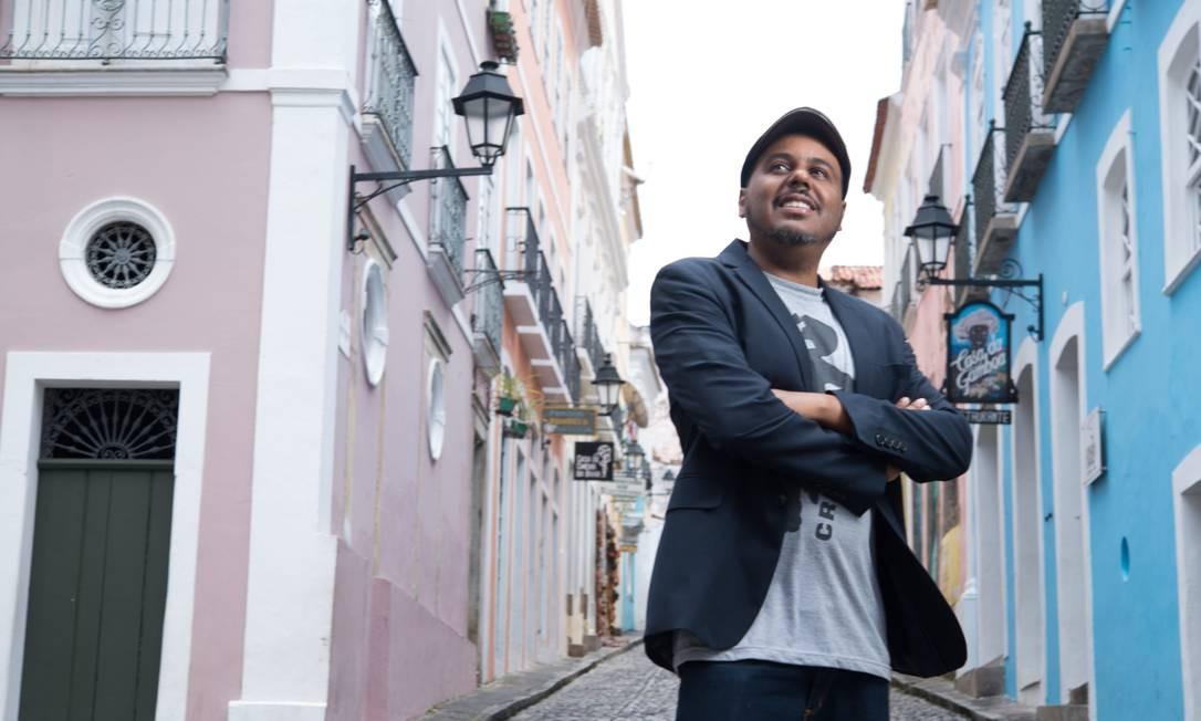 Paulo Rogério Nunes recomenda que empresas assumam a diversidade para além da publicidade Foto: Ricardo Prado / Agência O Globo
