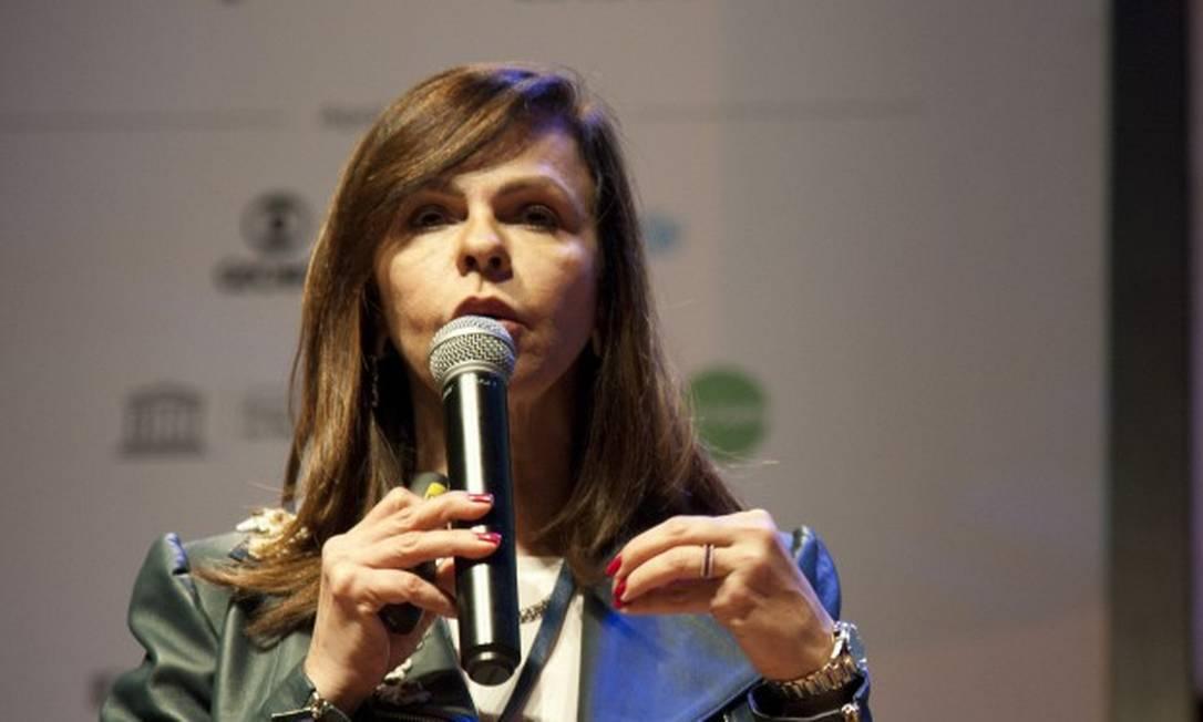 Deputada Professora Dorinha, relatora do Fundeb Foto: Adriana Lorete / Agência O Globo