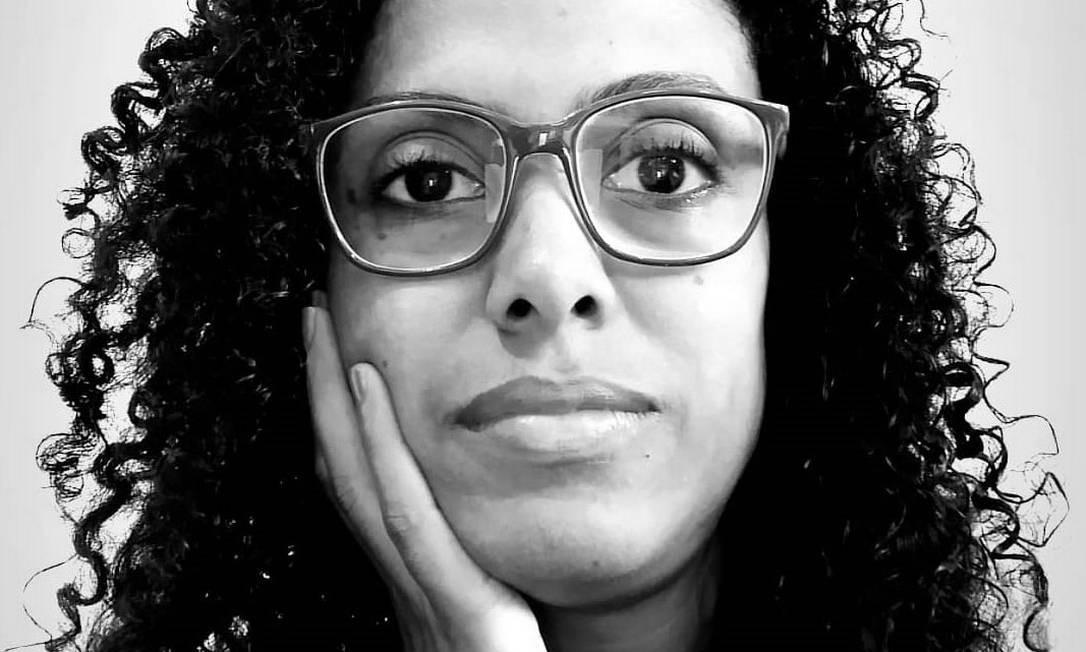 Cíntia Cruz, repórter da Editoria Rio Foto: Arquivo
