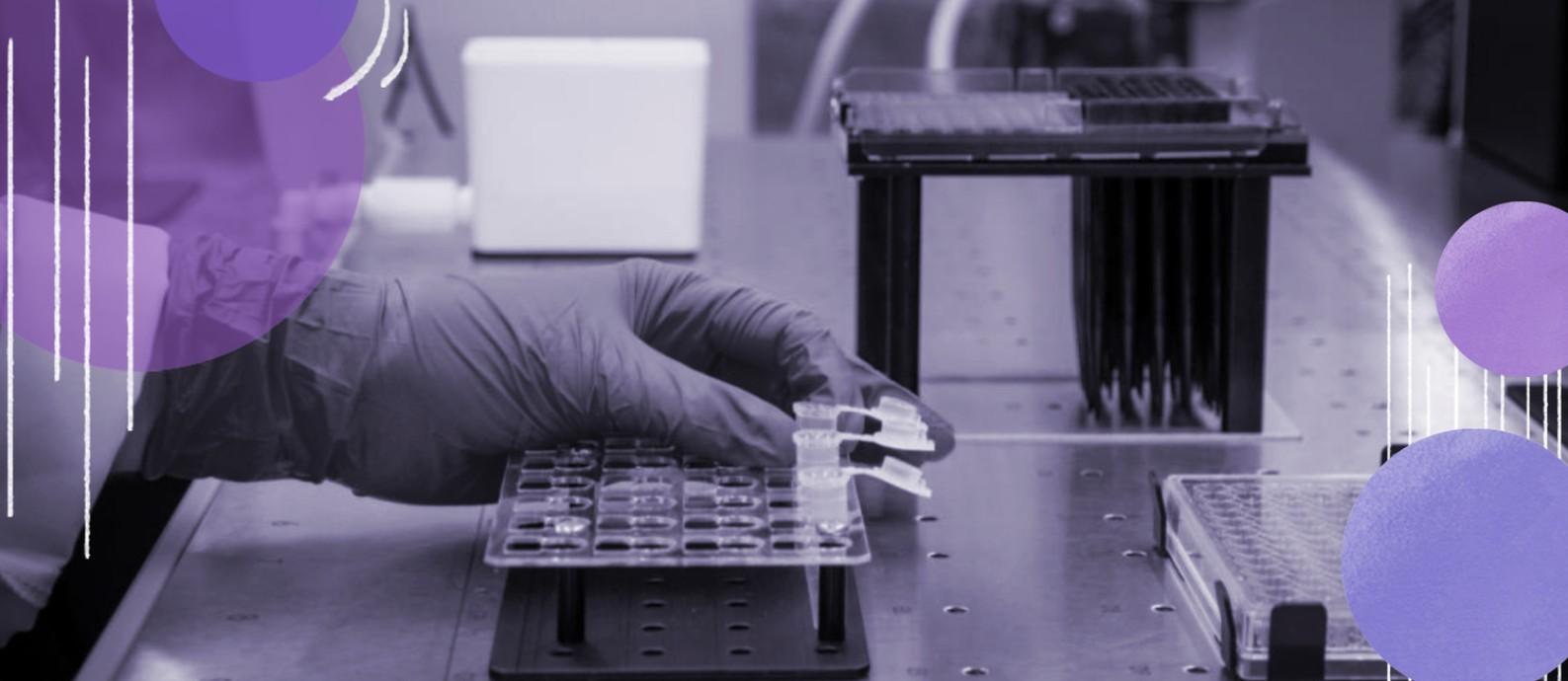 Laboratório de Investigação Pulmonar (LIP) faz parte do Instituto de Biofísica Carlos Chagas Filho, da Universidade Federal do Rio de Janeiro (UFRJ) Foto: Artur Moês / Cordcom/UFRJ/Divulgação