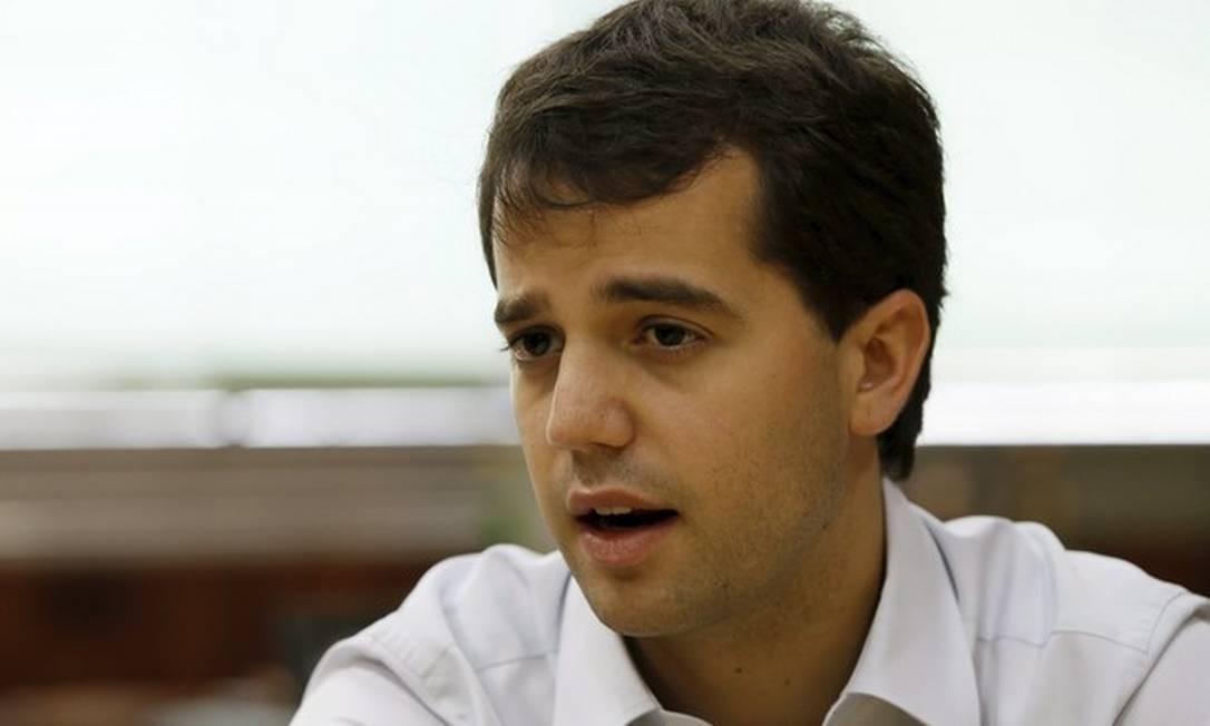 Marco Antônio Cabral Foto: Marcos Tristão/Agência O Globo