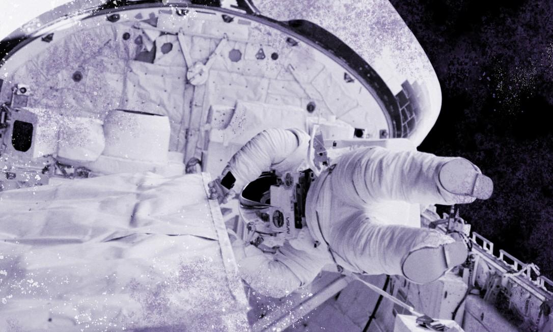 Em 1978, Sullivan ingressou na NASA como parte do primeiro grupo de astronautas que incluiu mulheres. Em 11 de outubro de 1984, ela se tornou a primeira mulher americana a andar no espaço. Foto: NASA