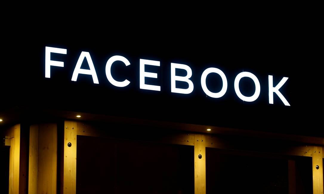 Facebook é um dos gigantes da internet que terá que enviar relatórios mensais à União Europeia sobre medidas contra fake news Foto: Arnd Wiegmann/REUTERS/20-01-2020