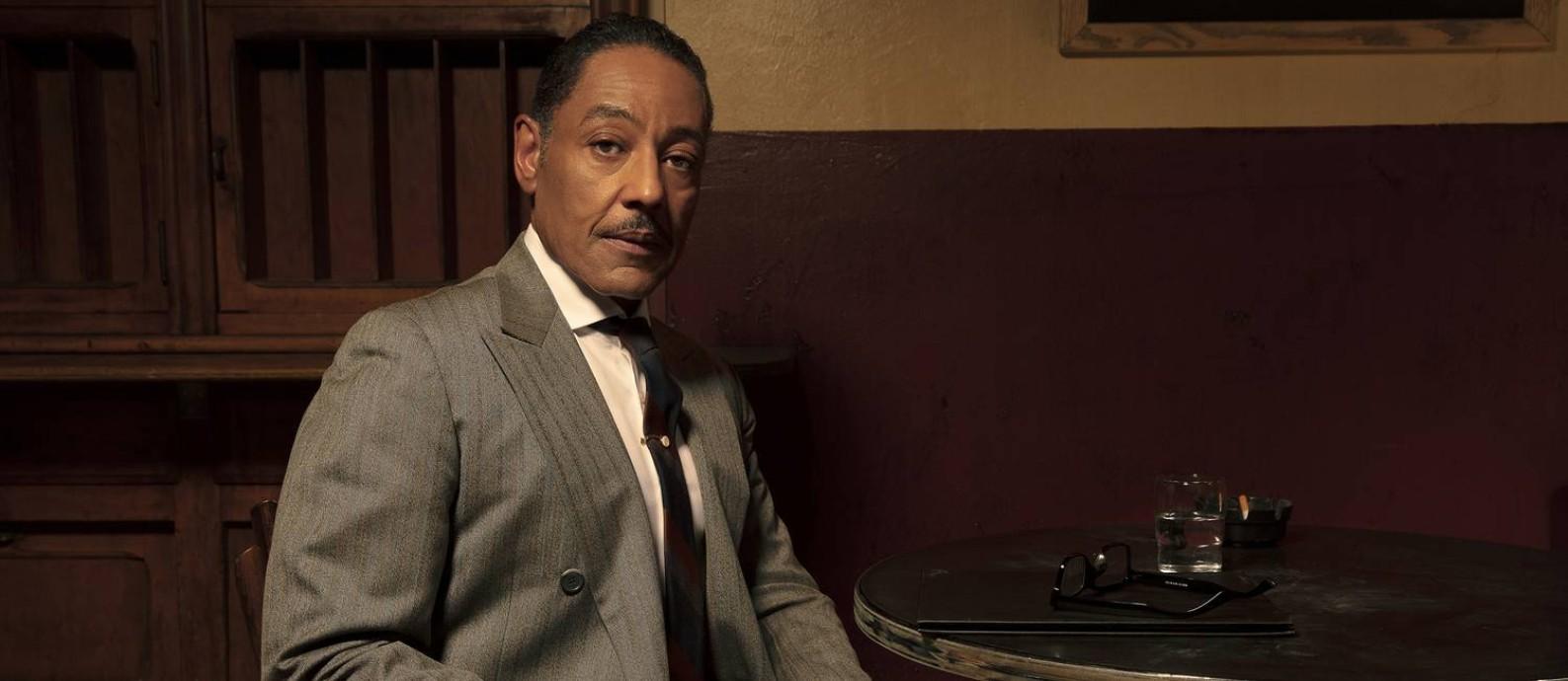 Giancarlo Esposito como o político Adam Clayton Powell Jr., retratado na série 'Godfather of Harlem' Foto: Jamel Shabazz/Epix
