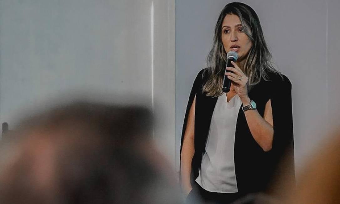 A turismólogoa Larissa Peixoto, nomeada presidente do Iphan Foto: Ministério do Turismo / Divulgação