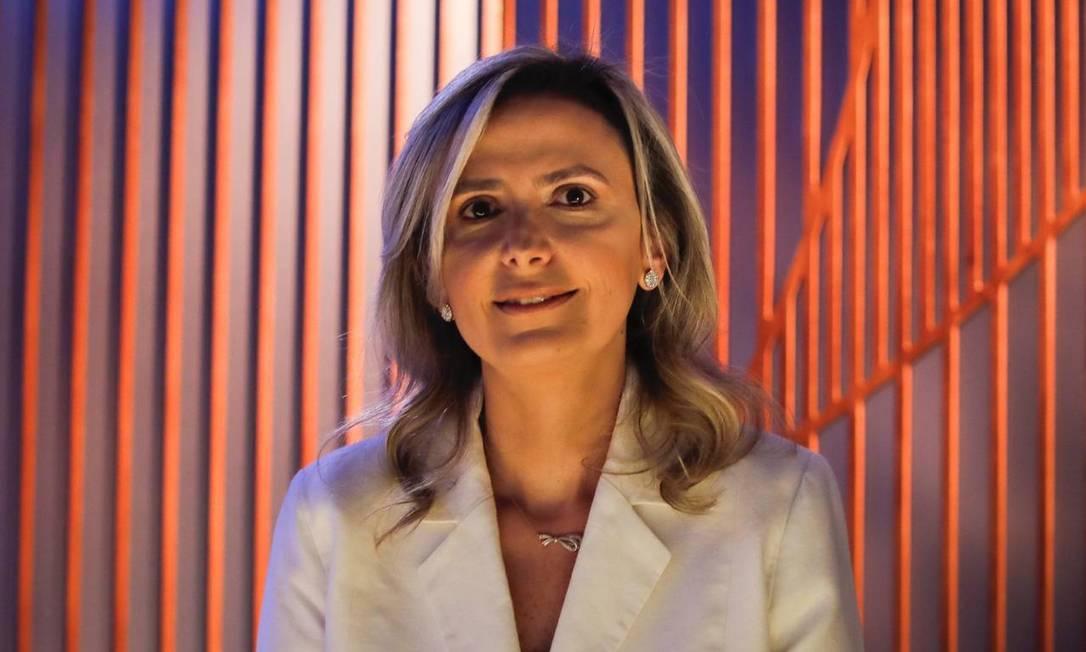 Ludhmilla Hajjar,cardiologista, professora da USP, trabalha em três UTIs Foto: Reprodução