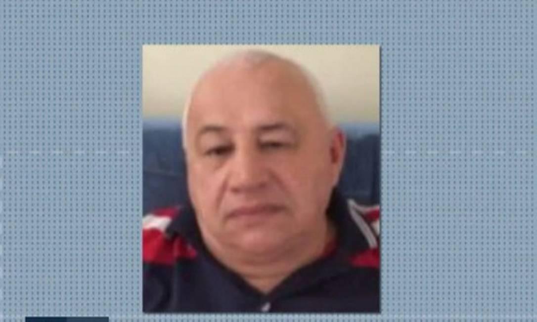 Luiz Roberto Martins, preso na Operação Favorito Foto: Reprodução TV GLOBO