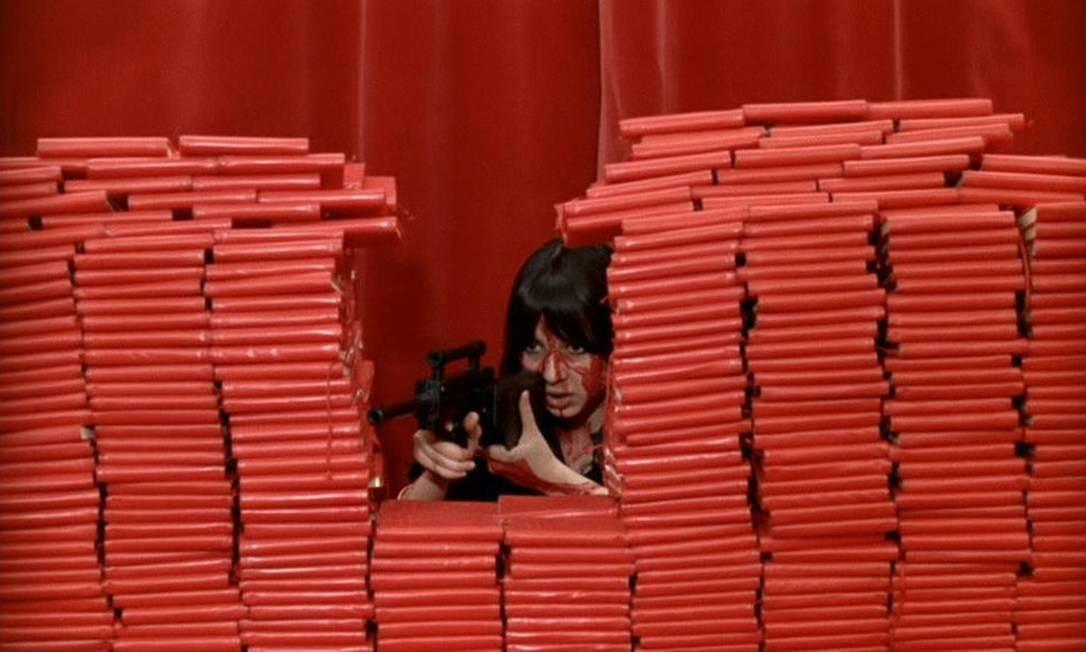 A Chinesa virou um dos filmes mais emblemáticos de Jean-Luc Godard Foto: Reprodução
