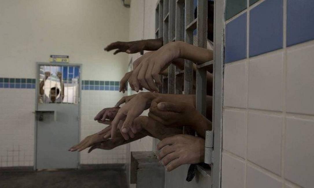 Pelo menos 32,5 mil presos foram libertados por conta da pandemia no Brasil Foto: Divulgação