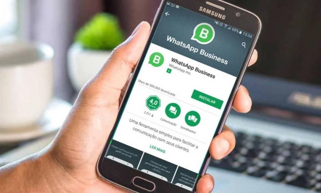 A ferramenta também vai permitir que contas doWhatsApp Businessrecebam pagamentos por produtos e serviços Foto: Divulgação