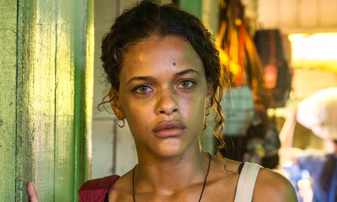 """Em """"Aruanas"""" a personagem Clara, vivida por Thainá Duarte, é estagiária em uma ONG de proteção ambiental e enfrenta um relacionamento abusivo Foto: Globo/Fábio Rocha"""