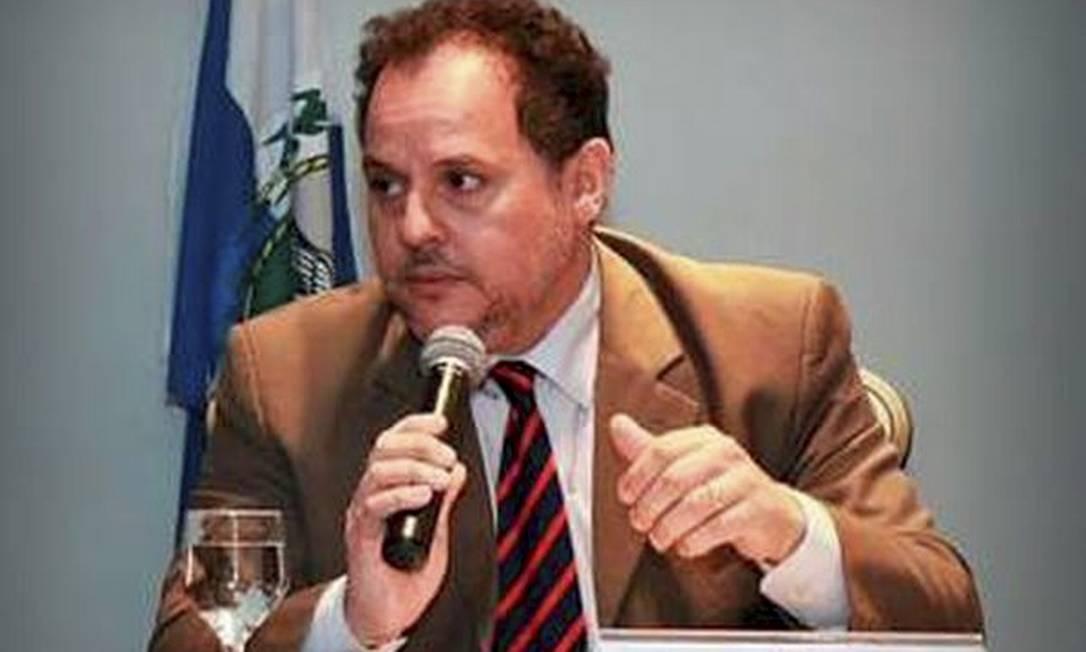 O professor Christian Lynch, do Instituto de Estudos Sociais e Políticos da Universidade do Estado do Rio de Janeiro (Iesp-Uerj) Foto: Agência O Globo